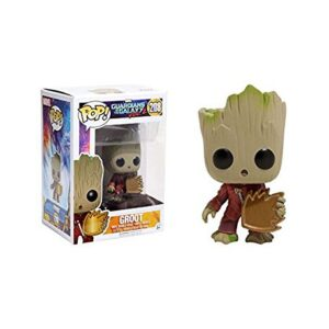 Funko Pop Young Groot with Shield