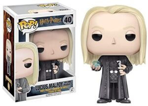 Funko Pop Lucius Malfoy Holding Prophesy