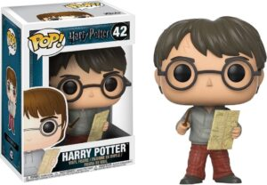 Funko Pop Harry Potter with map