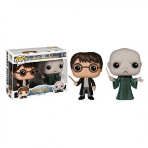 Pack Funko Harry Potter & Lord Voldemort