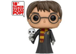 funko pop Harry Potter with Hedwig 18″ Super-Sized