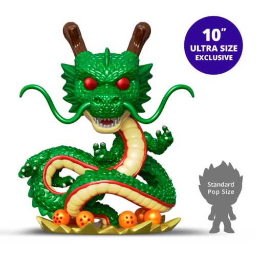 Funko-pop-shenron-Metallic