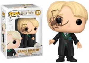 Funko Pop Draco Malfoy with Whip Spider 117