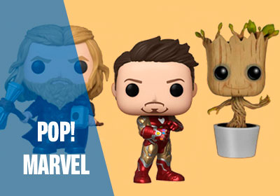 POP!-MARVEL